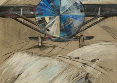 The Freedom of BMW, 100 x 130 cm, WVZ Nr. 428