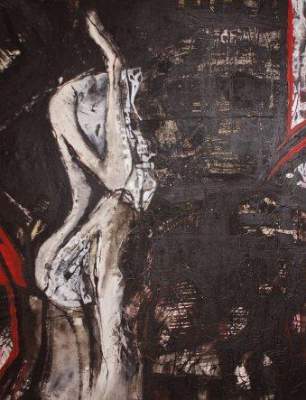GENIUS, WVZ 415, 2011, 130x100 cm